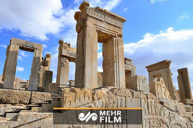 VIDEO: 13 skeletons discovered in hidden layers of Persepolis