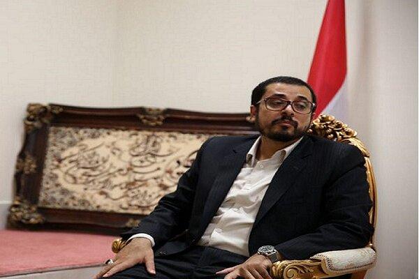 السفير اليمني في طهران: خطابات قائد الثورة ساهمت بشكل كبير في فضح مخطط العدوان على اليمن