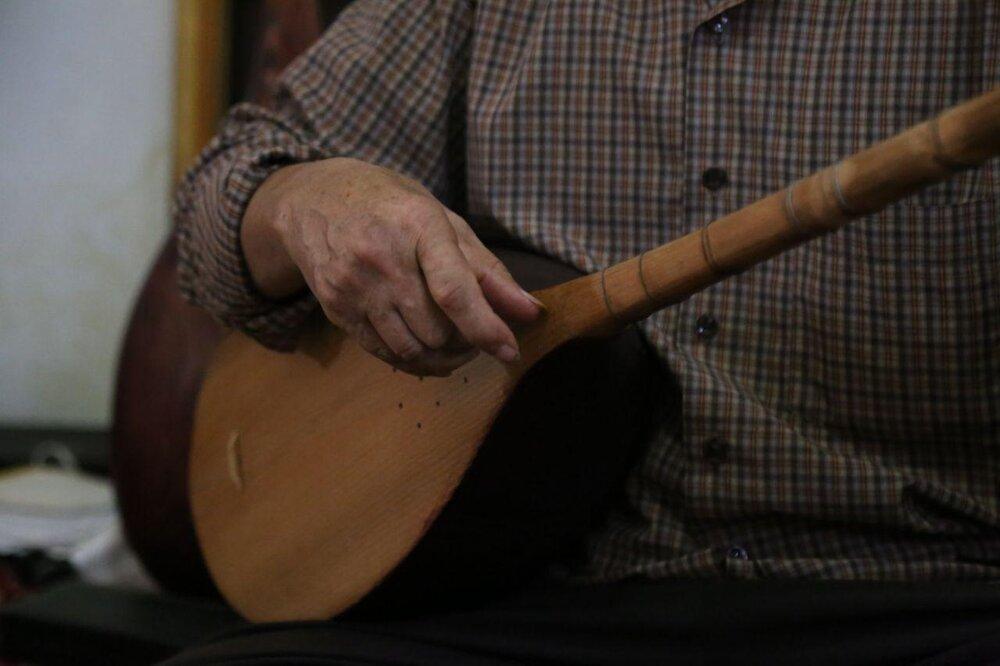میراث خنیاگر و هنرمند موسیقی برای بازسازی خانه ای قجری