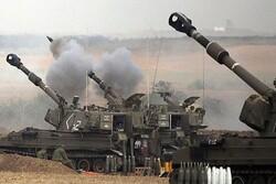 غزة تتعرّض للقصف المدفعي