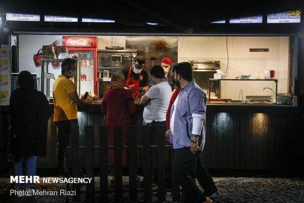 رستوران گردی کرونایی
