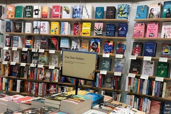 غرق در کتاب؛ انتشار ۶۰۰ عنوان کتاب فقط در یک روز در بریتانیا
