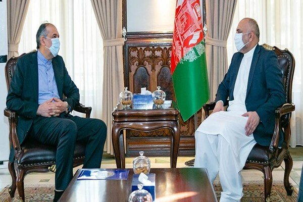 Iran calls for immediate start of inter-Afghan talks