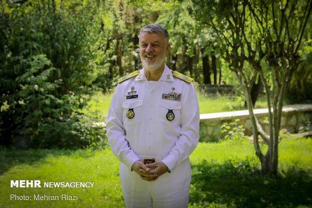 گفتگو با امیر دریادار حسین خانزادی