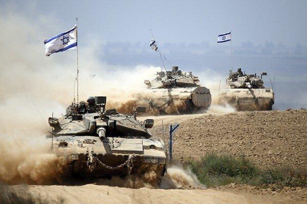 3525969 » مجله اینترنتی کوشا » یورش تانکهای رژیم صهیونیستی به مواضع مقاومت در نوار غزه 1