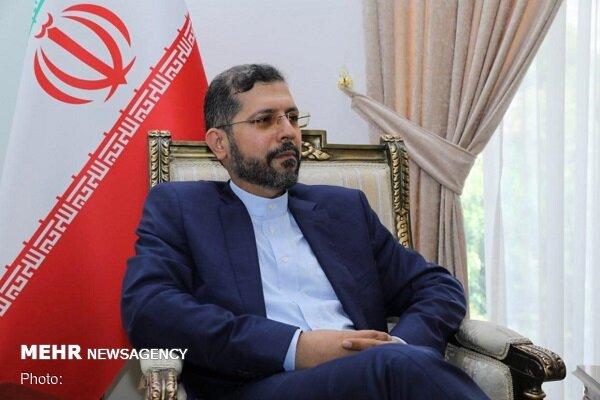 ایران ارسال سلاح به طالبان را تکذیب کرد