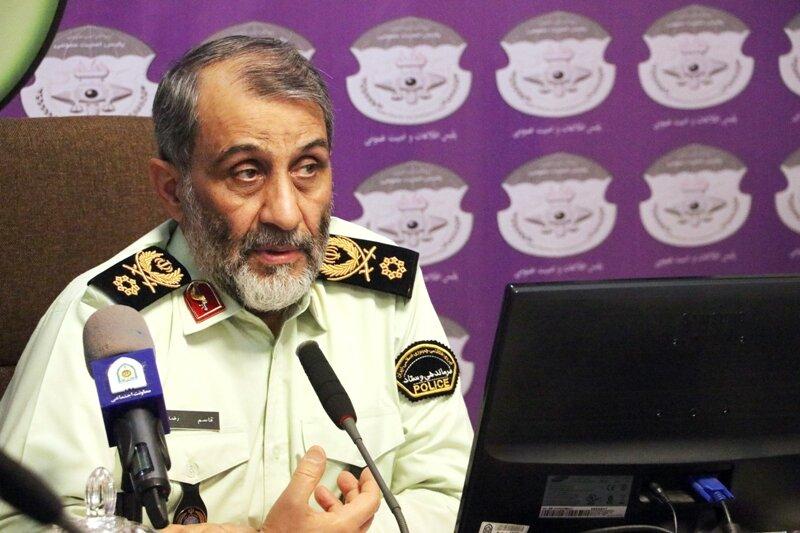 تامین امنیت ۳۵۰۰ شعبه اخذ رای با حضور بیش از ۳۰ هزار نیروی پلیس