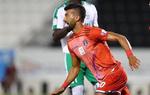 رامین رضائیان در ترکیب تیم الدحیل مقابل نماینده امارات