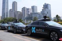 راه اندازی تاکسی سرویس خودران در شانگهای