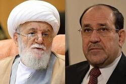 الأمين العام لحزب الدعوة الإسلامية ينعى العلامة المجاهد الشيخ تسخيري