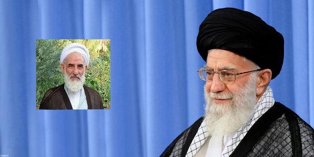 رهبر انقلاب، نماینده ولیفقیه و امام جمعه کاشان را منصوب کردند