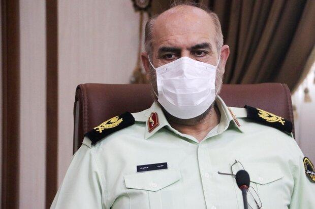 İran Polis Teşkilatı'ndan Tahran'daki patlamaya ilişkin açıklama