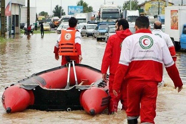 امدادرسانی به بیش از ۴۸۰۰ نفر طی ۴۸ ساعت گذشته
