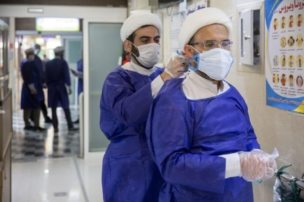 حضور هیتهای مذهبی در بیمارستانها همزمان با آغاز محرم