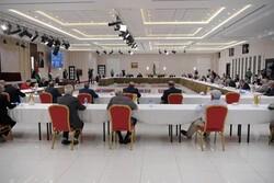 رهبران گروه های فلسطینی یک نشست مشترک برگزار می کنند