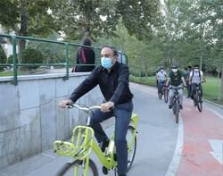 آغاز پویش «دوچرخه، تهران، زندگی»