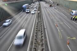 وقوع حادثه تروریستی در بزرگراه برلین/ مهاجم بازداشت شد