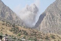 حمله هوایی مجدد ترکیه به منطقهای در شمال عراق