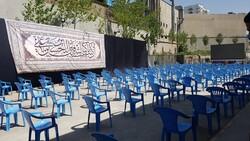 آماده سازی تکایا برای میزبانی از عزاداران حسینی