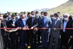 ۱۴۰ کیلومتر آسفالت راه روستایی آذربایجان غربی افتتاح شد