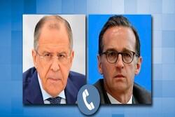 Russia, Germany discuss Putin's initiative on Iran