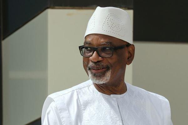 Mali Cumhurbaşkanı istifa etti