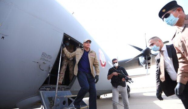 الكاظمي يصل إلى واشنطن