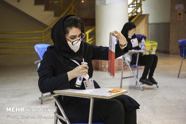 استان سمنان ۱۲ هزار داوطلب در آزمون کنکور سراسری دارد