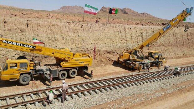 Khaf-Herat Railway to go on stream in Unity Week this year