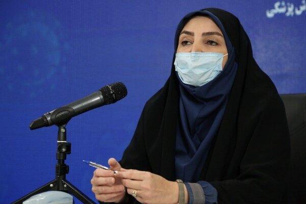 ايران ... رصد 2،302 اصابة جديدة بكورونا والوفيات الجدد 132 شخصاً