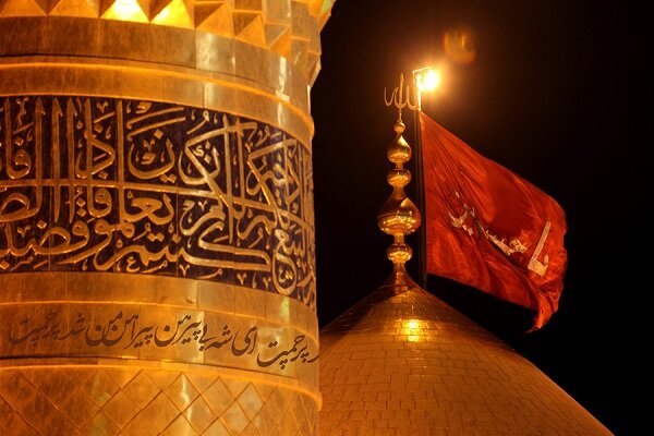 VIDEO: Dusting ceremony of Imam Hussein (PBUH) Mausoleum