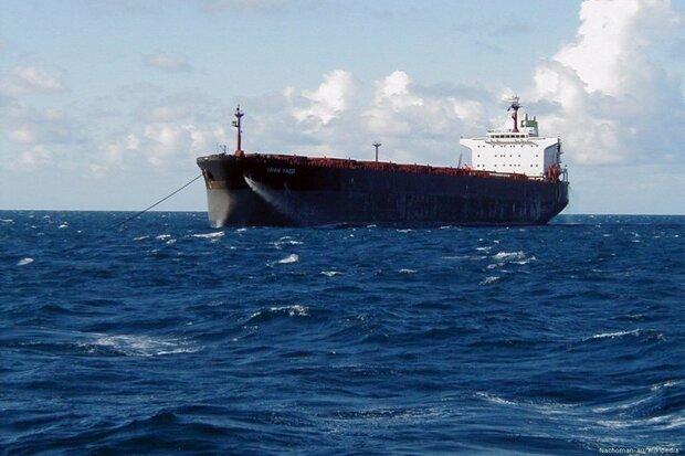 Vaezi asserts US-seized oil tanker 'not Iranian'