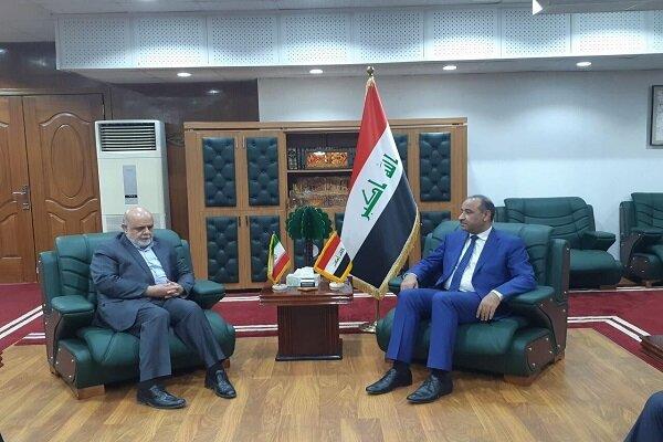 Iran, Iraq emphasize strengthening cultural ties
