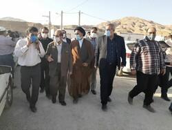 اقدامات آستان قدس در مناطق سیلزده پلدختر/ ۳۴ واحد مسکونی افتتاح شد