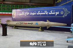 VIDEO: Iran unveils 2 new home-grown missiles
