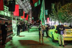 1st Muharram mourning night in Tehran