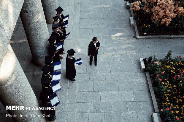 مراسم روزپزشک در آرامگاه حکیم ابوعلی سینا