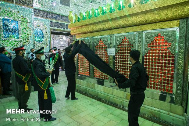 سفری مجازی به امامزاده سید محمد آقا در شهرستان جلفا