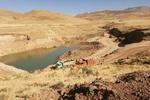 کمبود اعتبار مهمترین مشکل پروژه بند خاکی مهماندوست دامغان