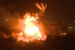 Siyonist Rejim'den Gazze'ye saldırılar devam ediyor