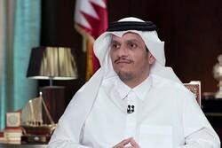 KatarDışişleriBakanı'ndan İran'ın yardımlarına takdir