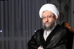 آملی لاریجانی درگذشت پدر وزیر اطلاعات را تسلیت گفت