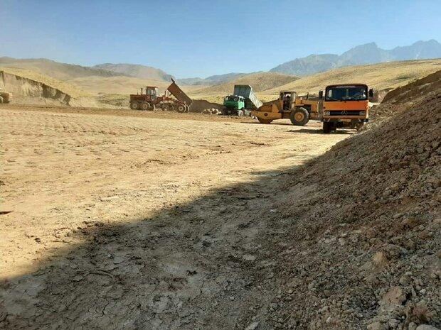 اجرای ۲۸۰ هزار هکتار عملیات آبخیزداری و آبخوانداری