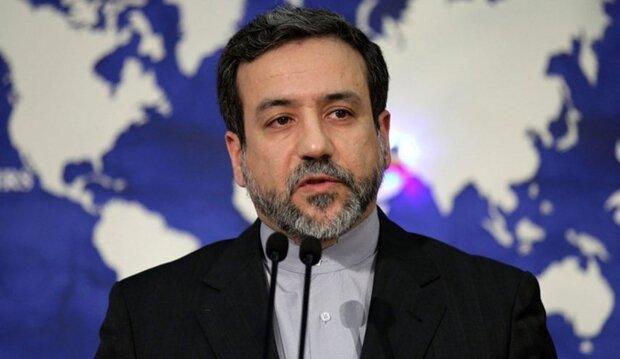 عراقجي: إيران تعارض بشدة وجود القوات العسكرية الأجنبية في الخليج الفارسي