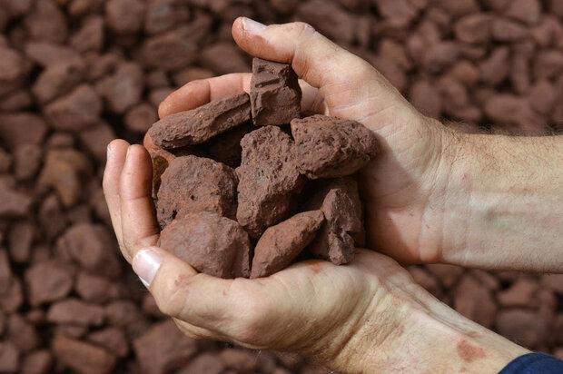 تولید کنسانتره سنگ آهن در چادرملو از مرز ۱۱ میلیون تن عبور کرد