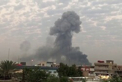 استهداف سيارة تابعة لشركة عراقية متعاقدة مع قوات التحالف الدولي في منطقة عويريج
