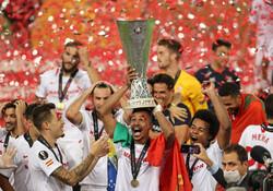 Sevilla, UEFA Avrupa Ligi'nde tarih yazdı