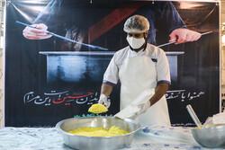 حسینی اطعام کے منصوبہ کے تحت بڑے کچن کا افتتاح