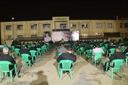 مدارس و ورزشگاه ها حسینیه شدند/تجلی شعور حسینی با حفظ سلامت