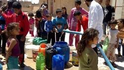 Suriye yönetimi, Türkiye'nin Haseke'nin suyunu kesmesini kınadı